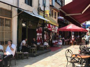 Turkish quarter.